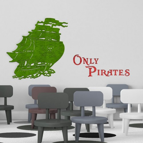 Only Pirates