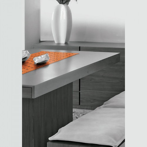 Decoracion de mesa con caminos de mesa