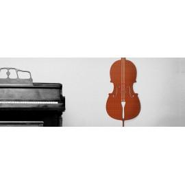 Arte e instrumentos musicales