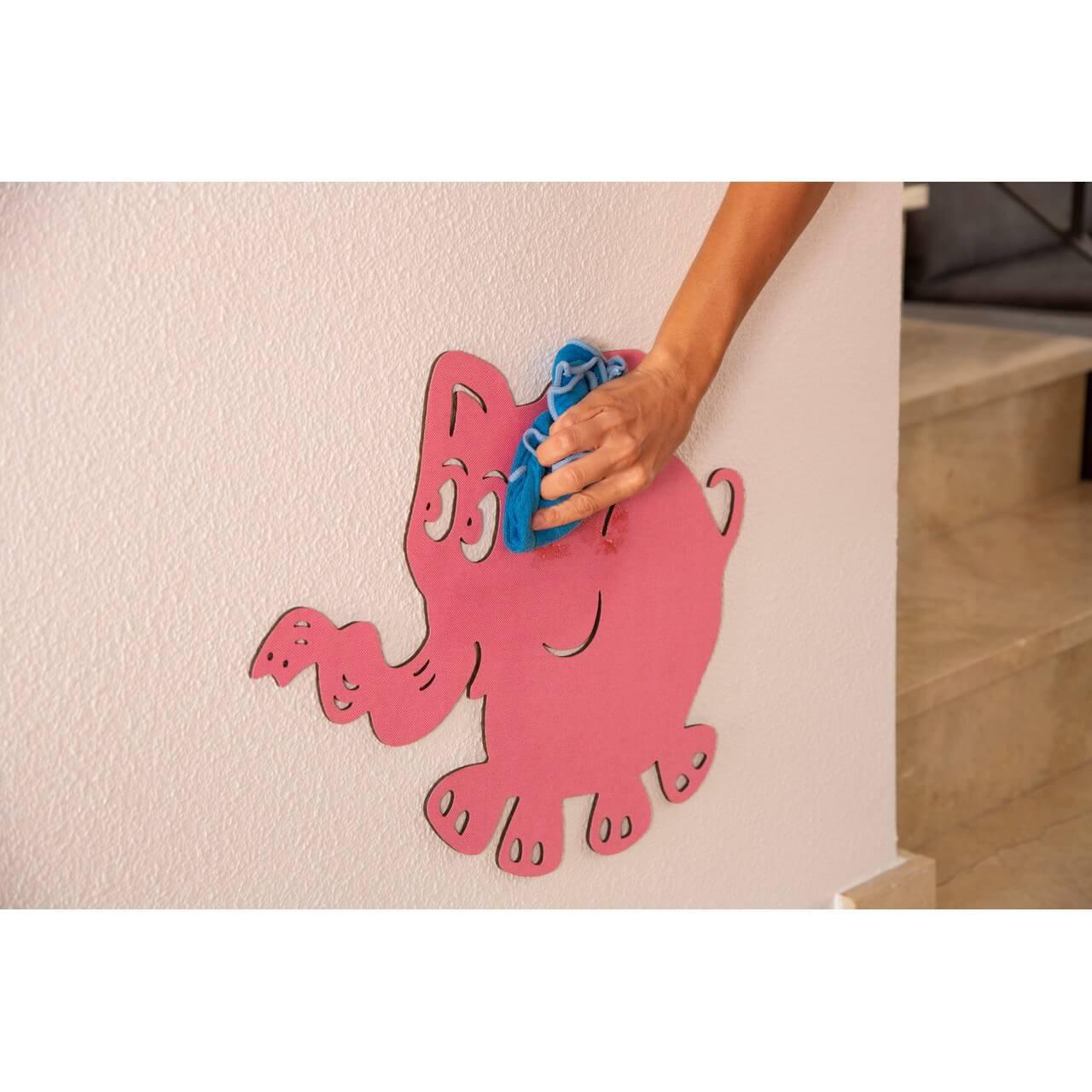 Limpieza y cuidados de la decoración mural Lola Paris