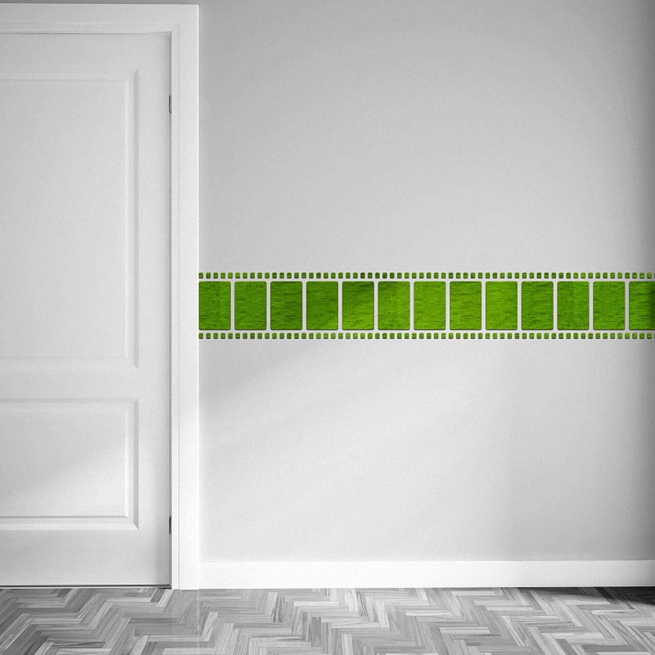 Decoración mural Lola Paris para el diseño de interiores para oficinas